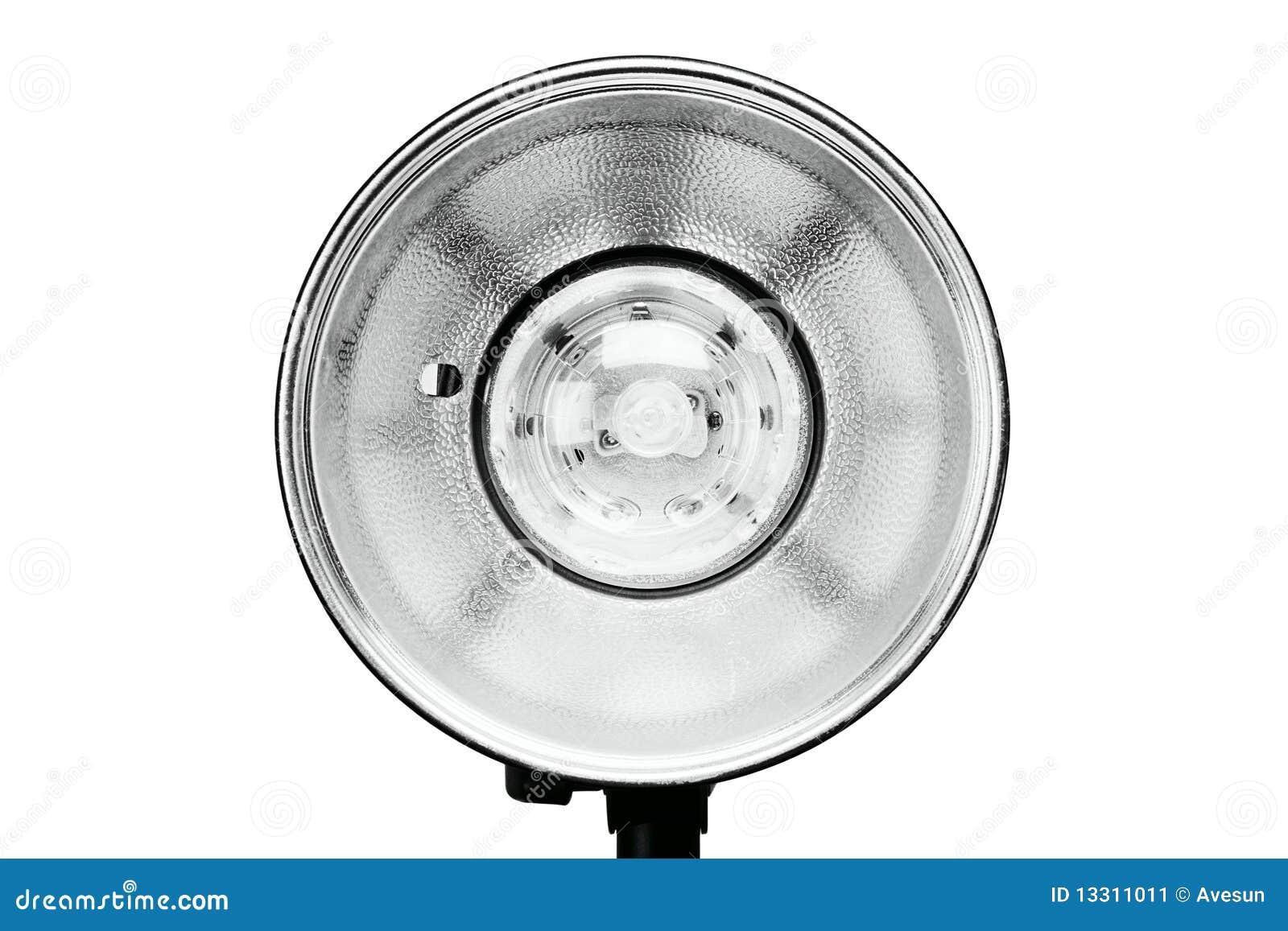 Photo studio flash lighting equipment