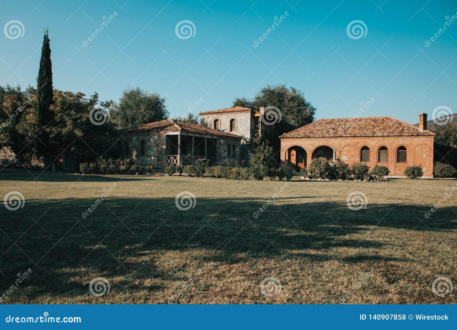 Photo of a villa
