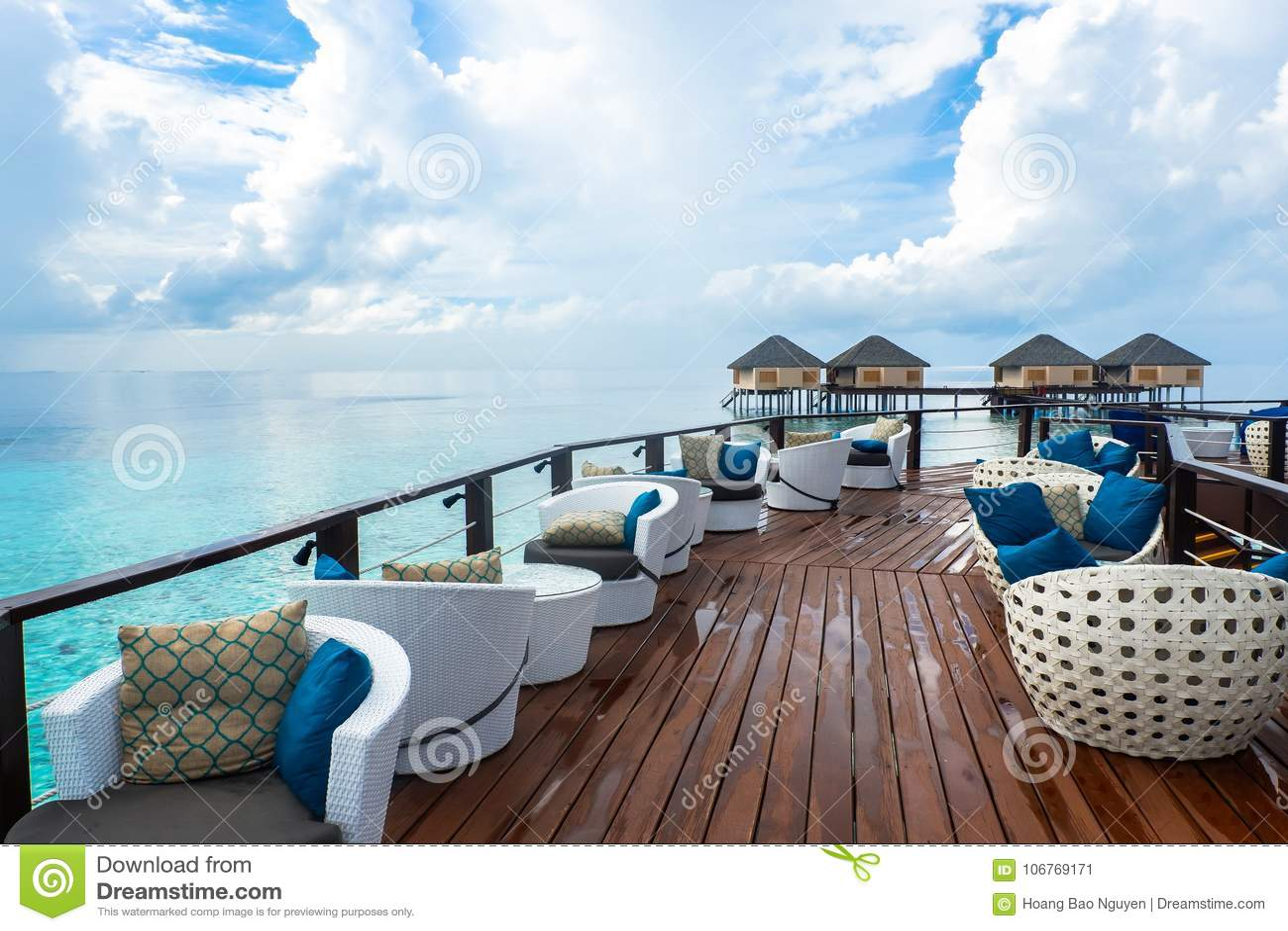 Best all-inclusive Maldives water-villa resorts in Maldives