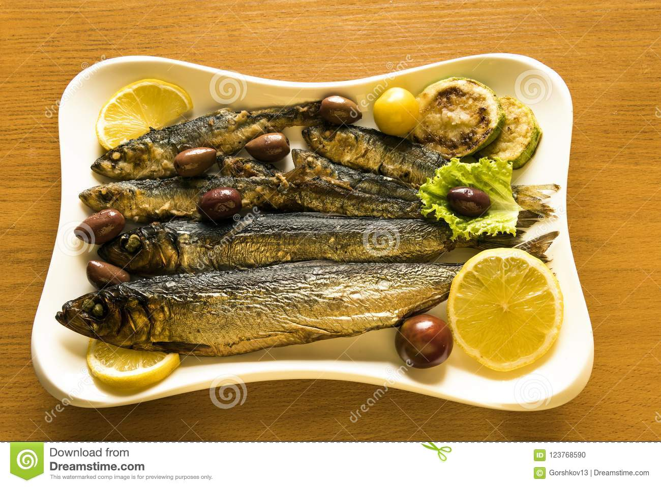 How can you make sprats at home from capelin 14