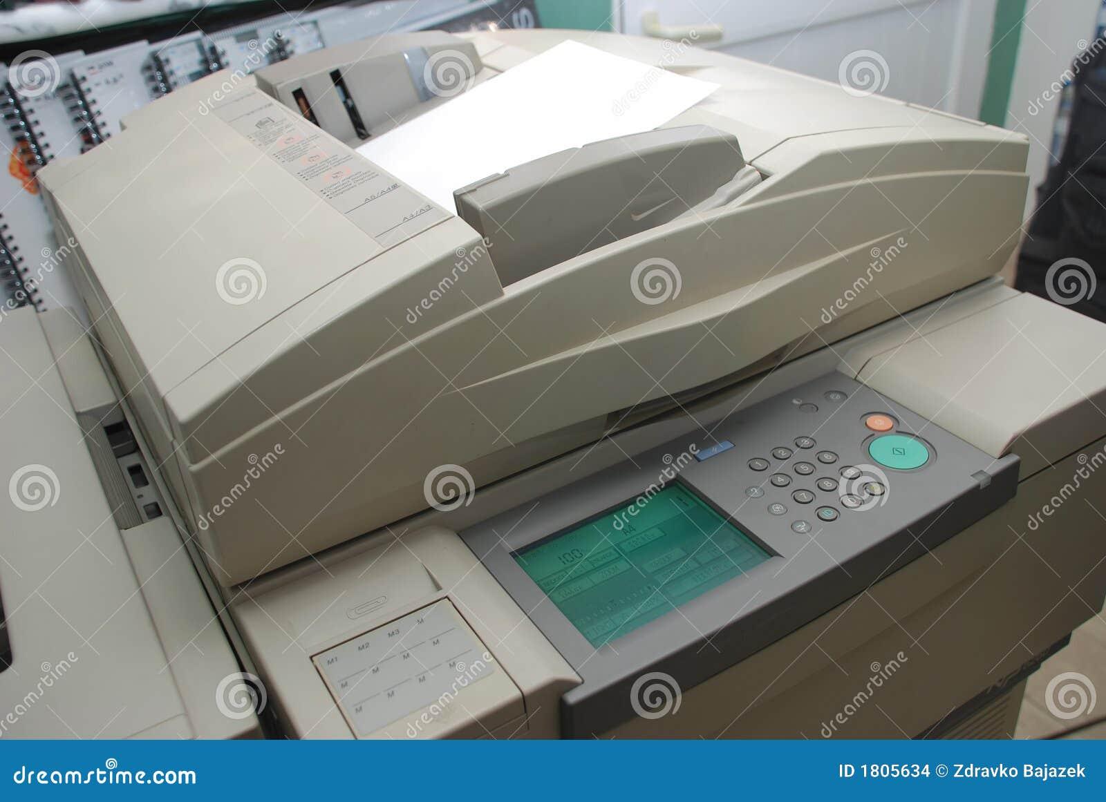 Photocopie machine02