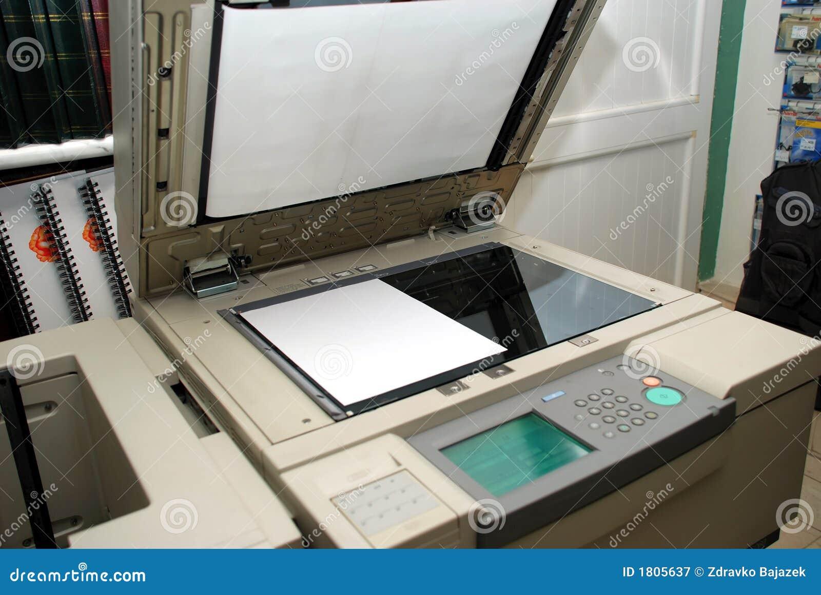 Photocopie machine03
