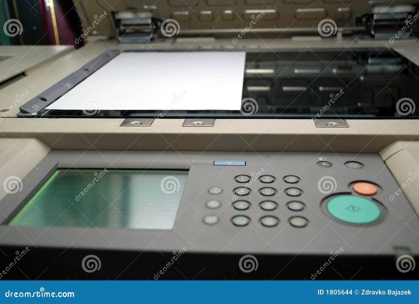 Photocopie machine04