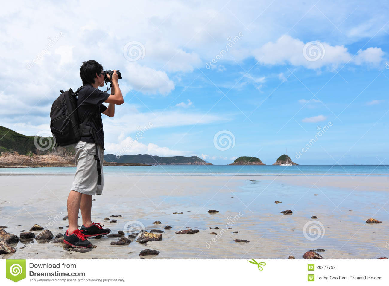 grapher Taking Stock graphy Image