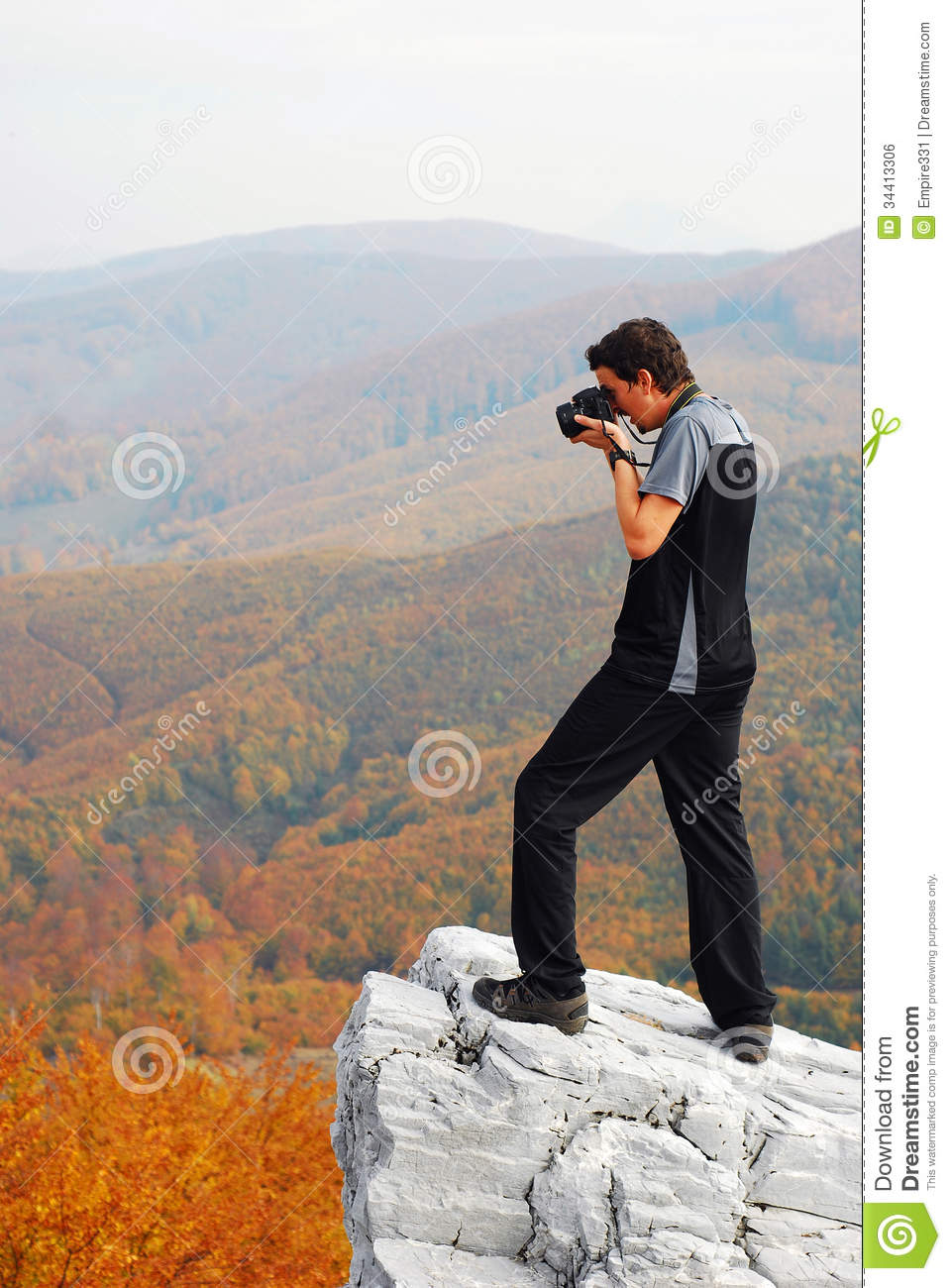 Photographer Royalty Free Stock Image Image 34413306