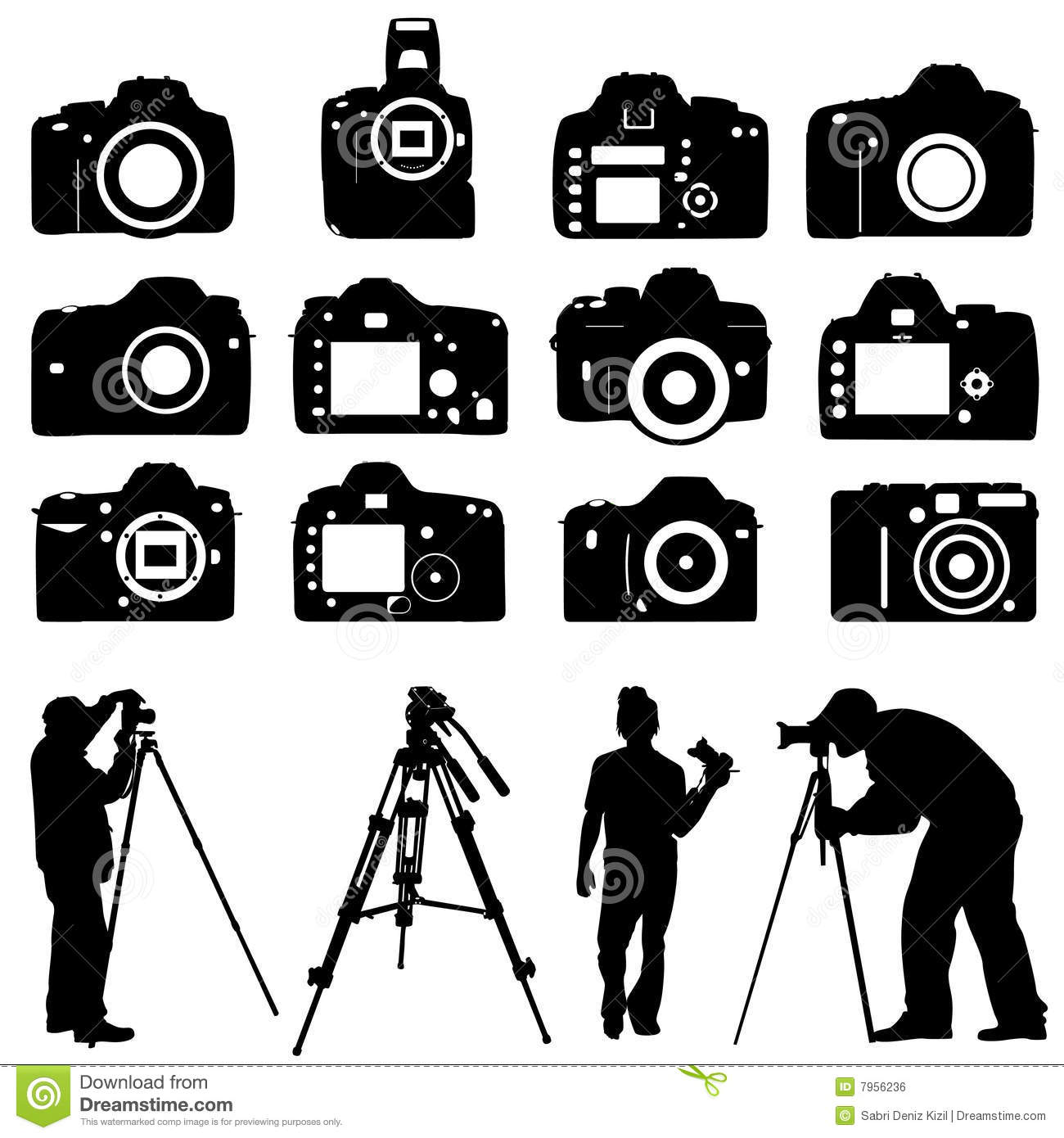 Photographers And Came...