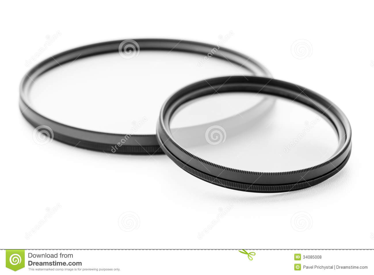 Photographic Filters Royalty Free Stock Photos
