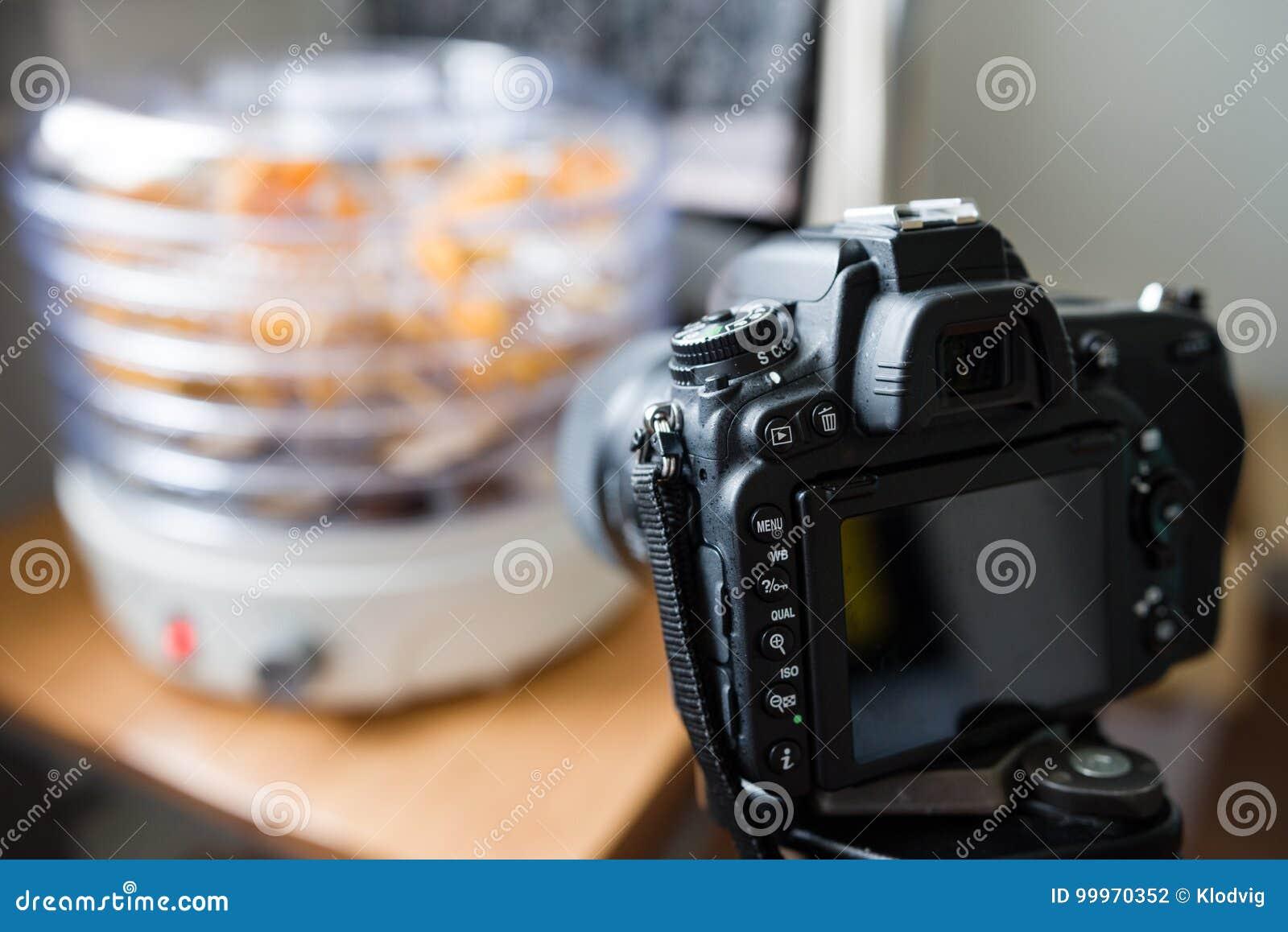 Photographie du dessiccateur d usine