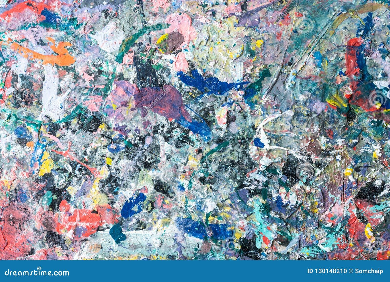 Photographiez Le Fond De Collage Ou La Texture De Peinture Sur Le Mur Photo Stock Image Du Fond Collage 130148210