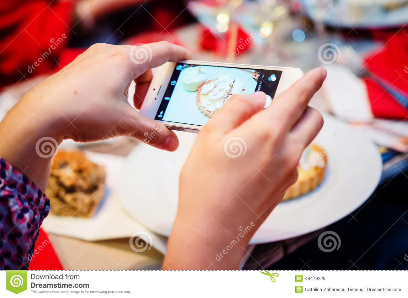 Photographing Food For Restaurant Menu