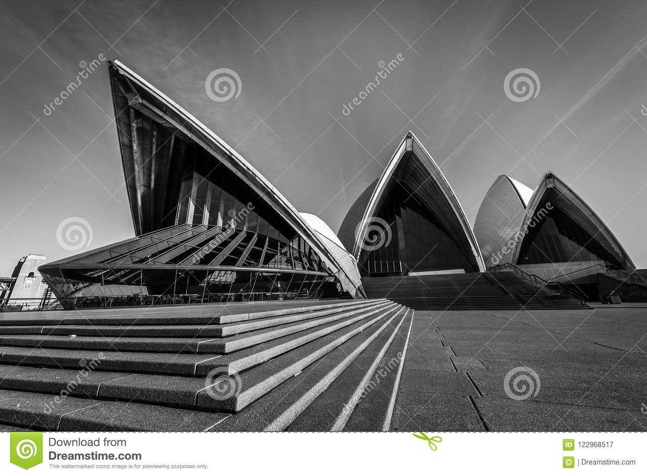 The Sydney Opera House By Day Editorial Photography - Image of