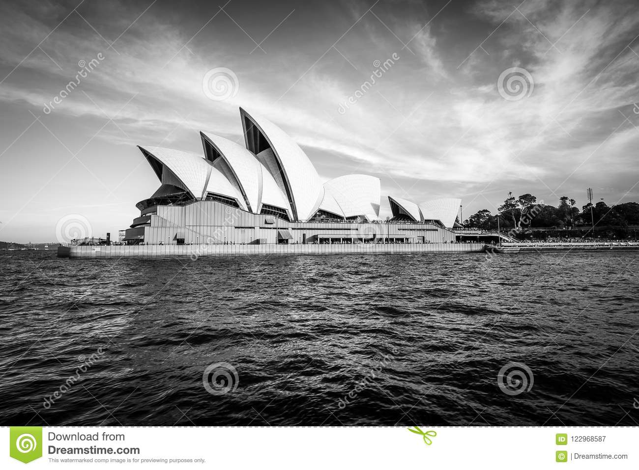 The Sydney Opera House By Day Editorial Photography - Image of city