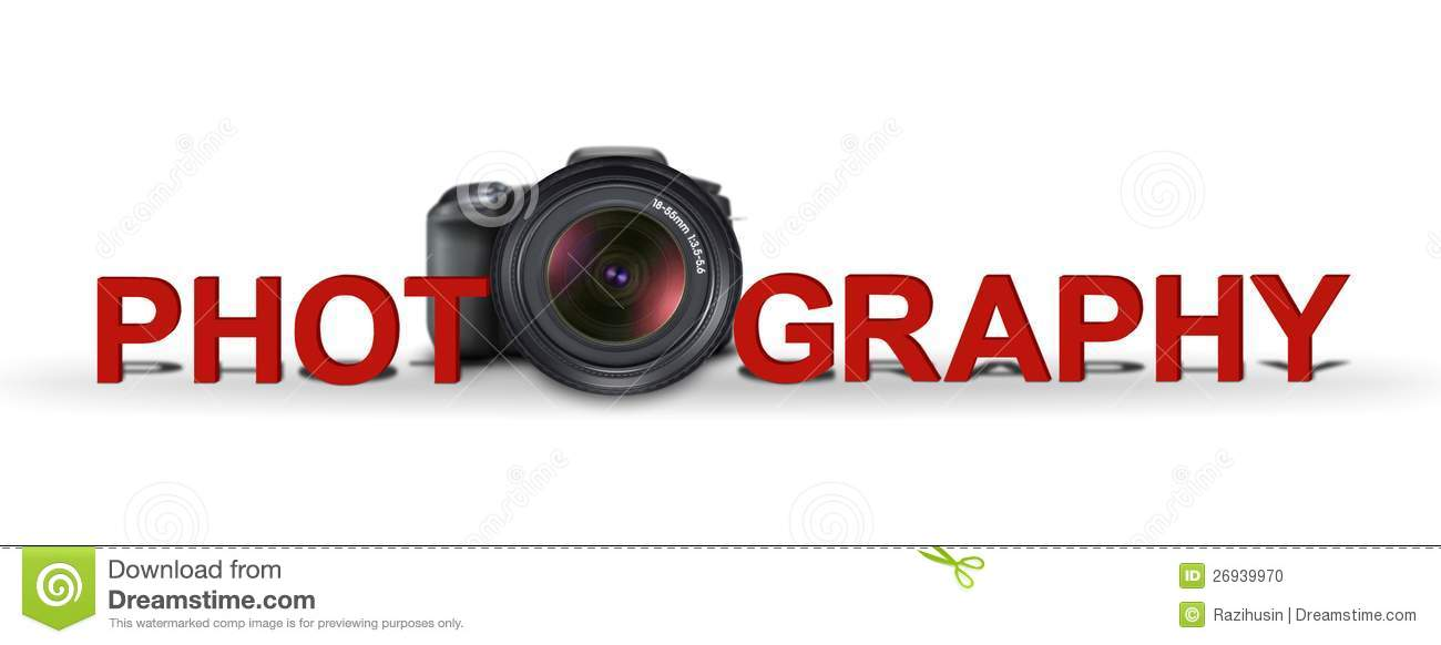 Photography Banner Stock Photo Image 26939970