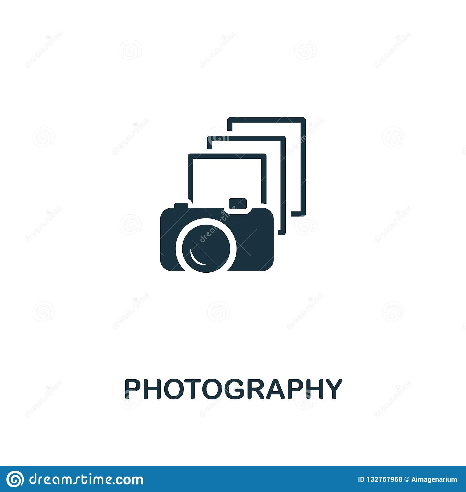 Photography Icon Premium Style Design From Design Ui And Ux Icon Collection Pixel Perfect Photography Icon For Web Design Apps Stock Illustration Illustration Of Photographer Image 132767968