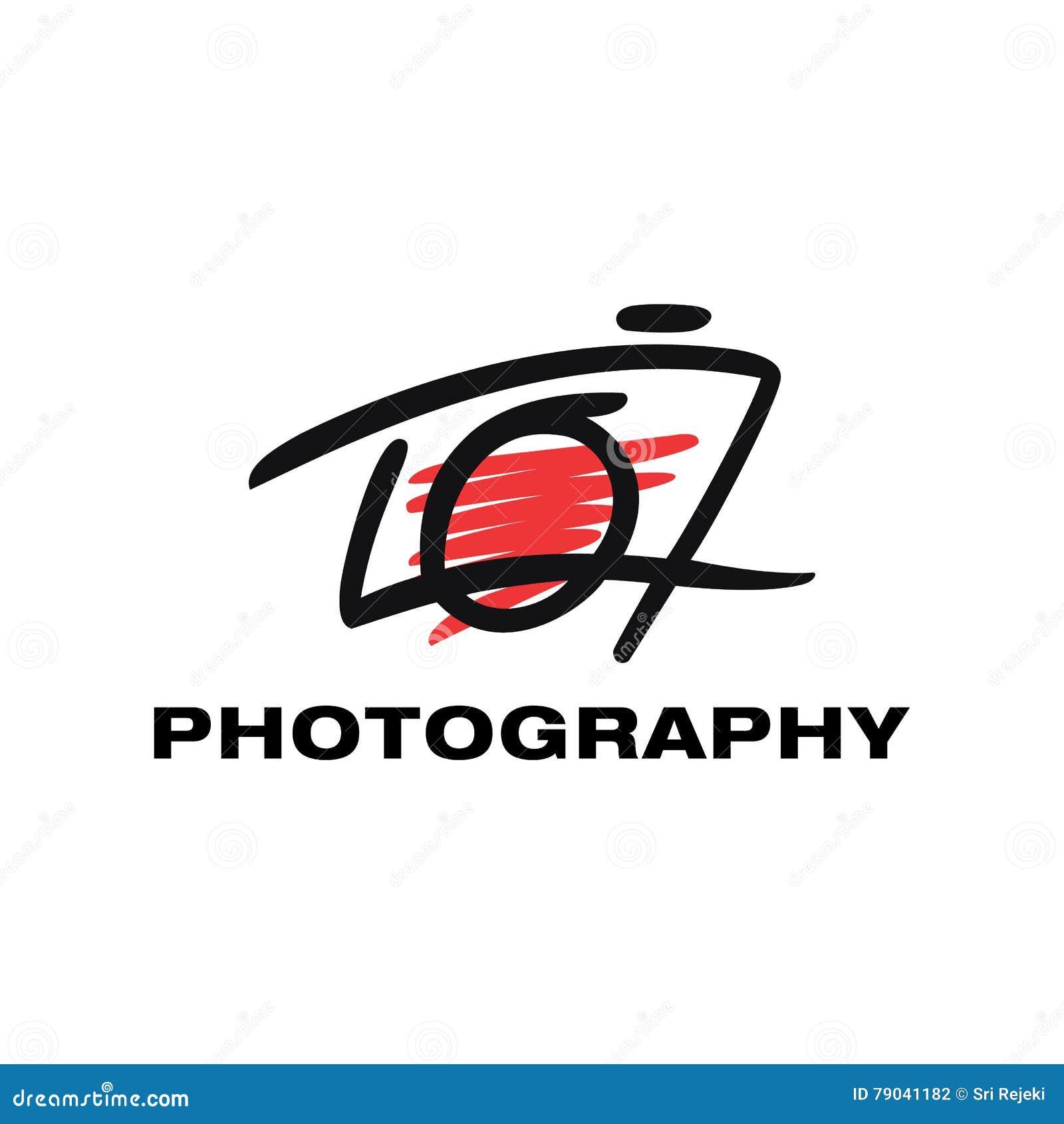 Wedding Photography Logo. Happiness, Love, Photography Logo Template ...