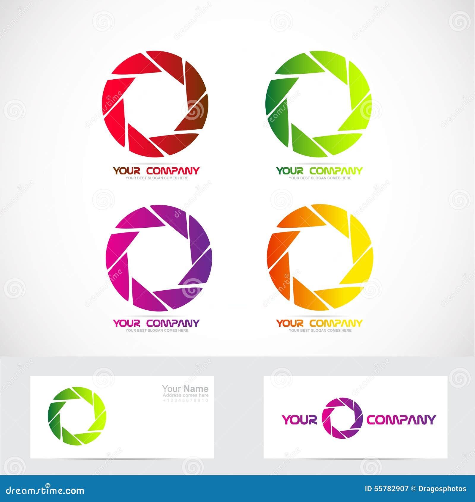 photography logo stock vector image 55782907