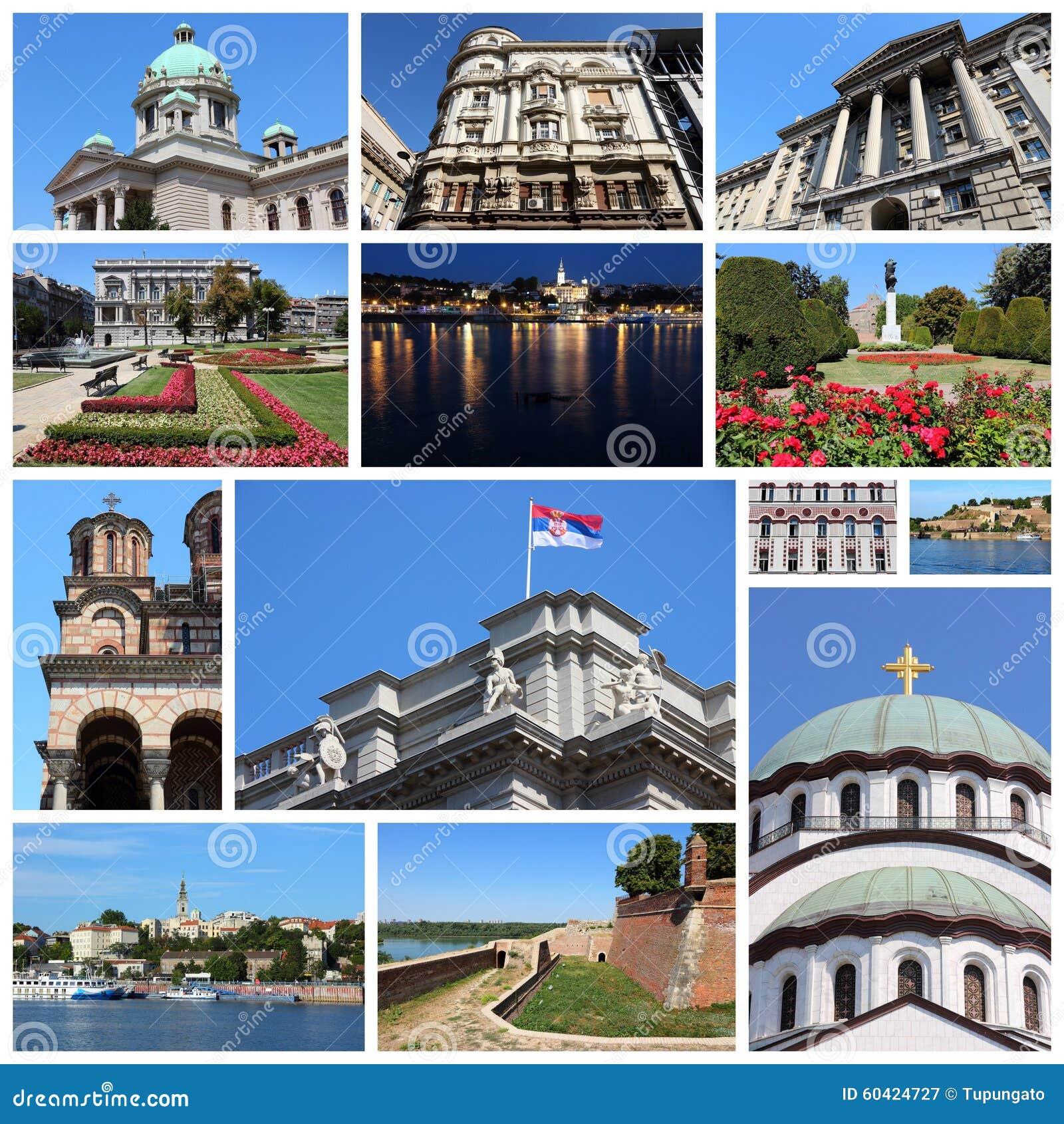 Photos de Belgrade