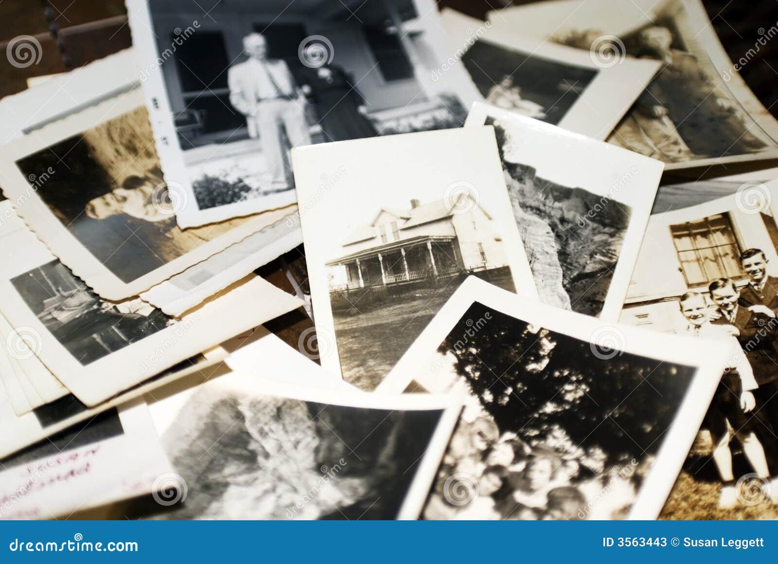 Photos de cru