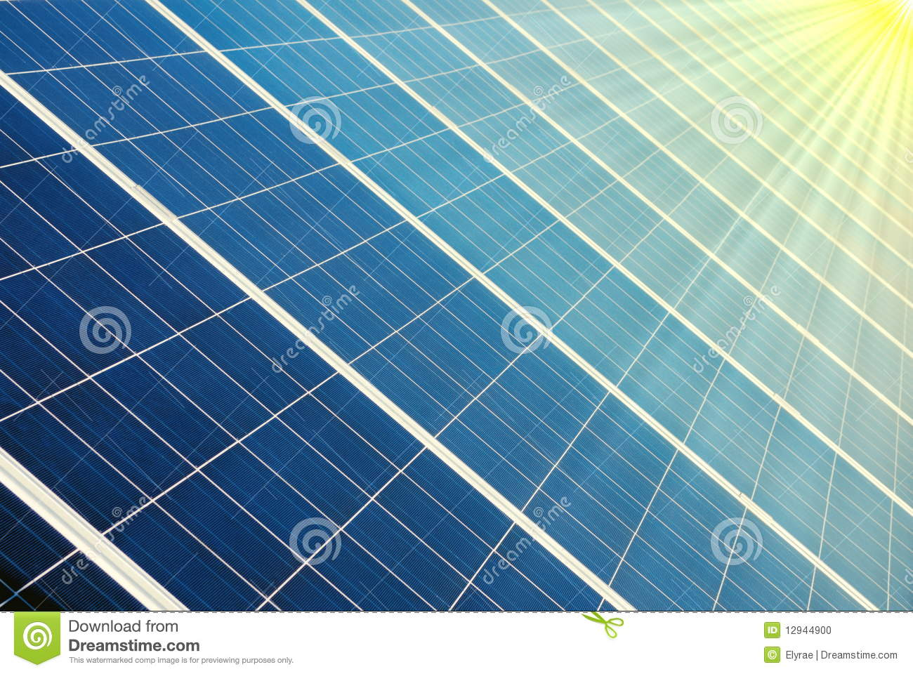 Photovoltaic cells and sun
