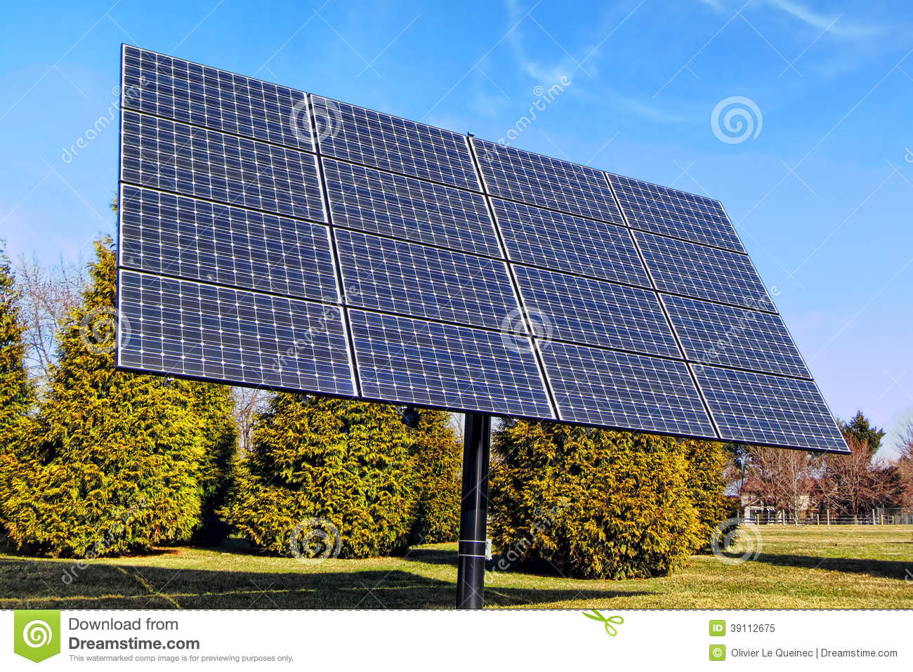 Photovoltaic Electrical Energy Solar Panels Array Stock Image ... on battery solar panels, thermal solar panels, circuit solar panels, power solar panels, electric current solar panels, alternating current solar panels, fossil fuel solar panels,