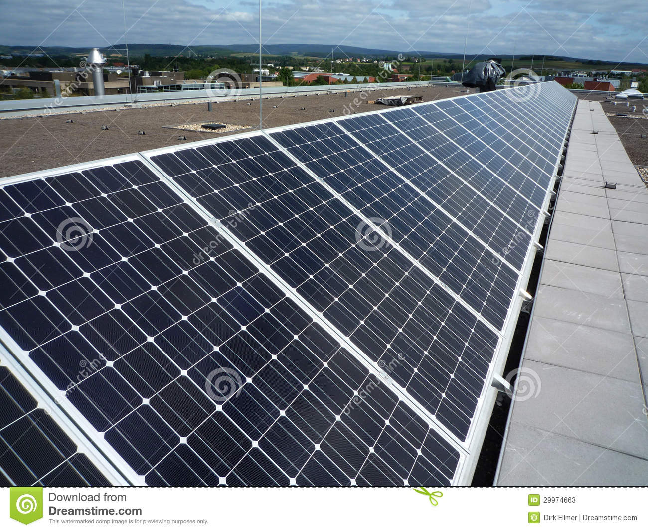 Photovoltaic Stock Photos - Image: 29974663
