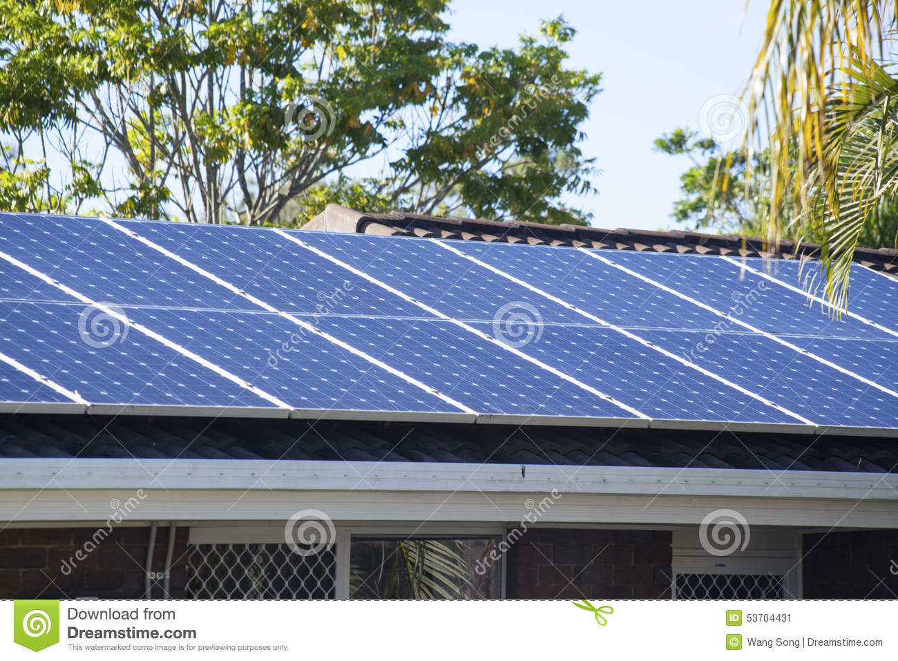 Solar Pv Systems Backup Power Ups Systems: Photovoltaic Solar Energy Stock Image. Image Of Panels