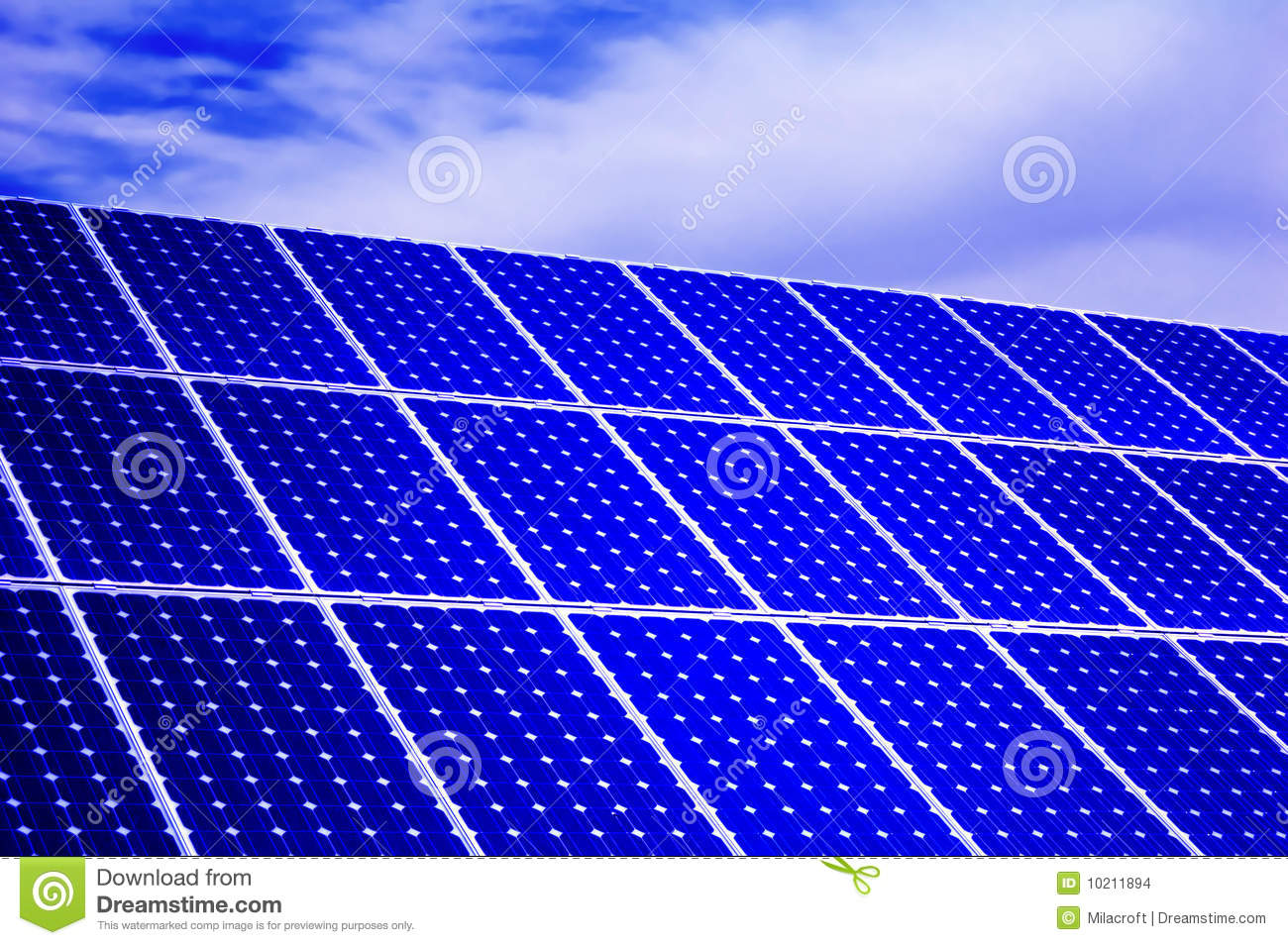 Photovoltaic, Solar Panel - Renewable Energy Stock Images - Image ...