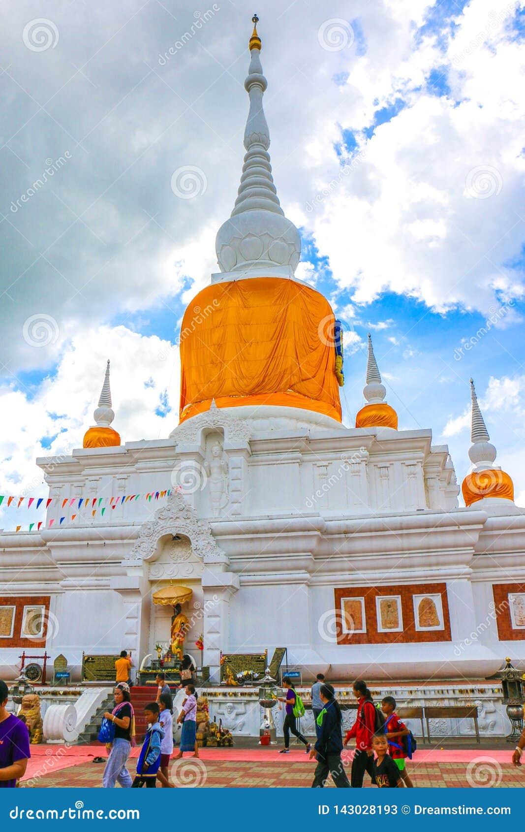 Phra esse parque do budista do Dun do Na