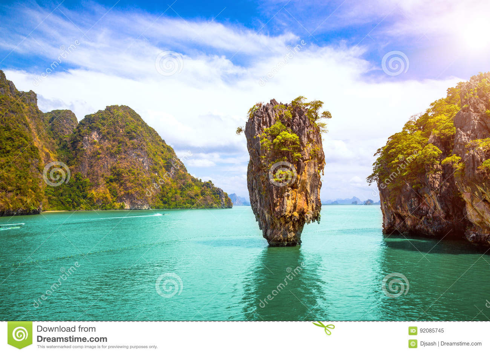 Phuket Tajlandia wyspa