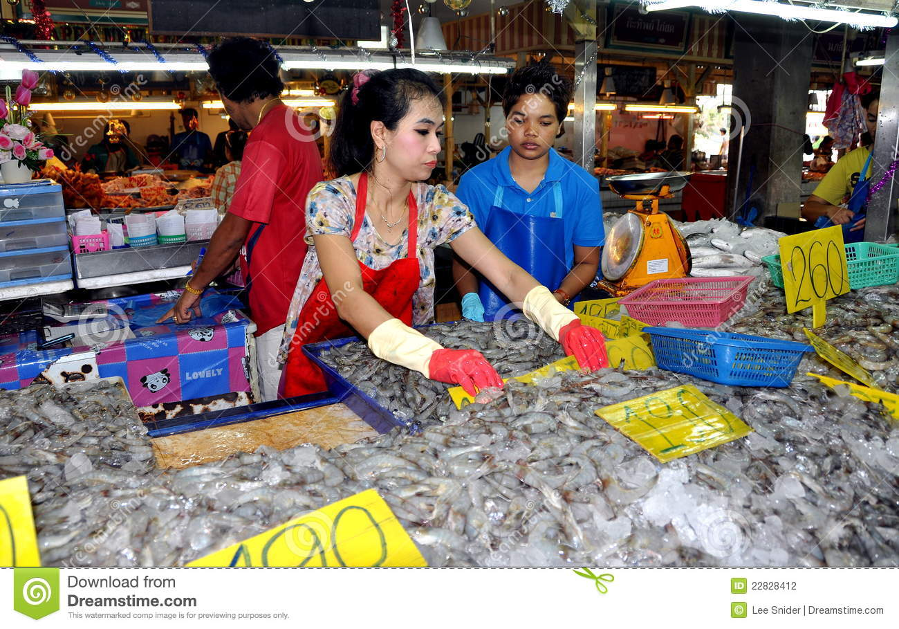 phuket  thailand workers selling shrimp editorial photo booth clip at photo booth clip art pics