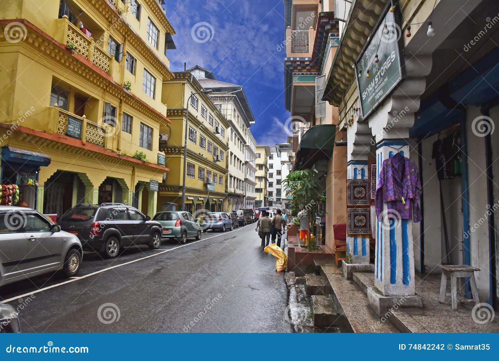 Phuntsholing City