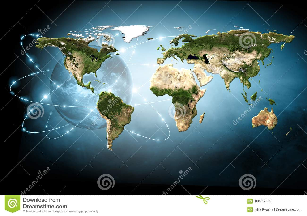 Physical world map illustration elements of this image furnished by physical world map illustration elements of this image furnished by nasa continents navigate royalty free illustration gumiabroncs Images
