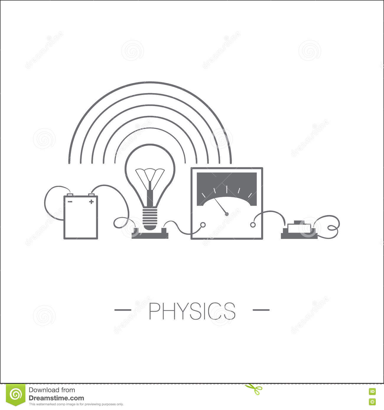 physics of a light bulb Incandescent light bulbs are made up of a glass enclosure that  basic physics  of the incandescent lamp (lightbulb), the physics teacher.