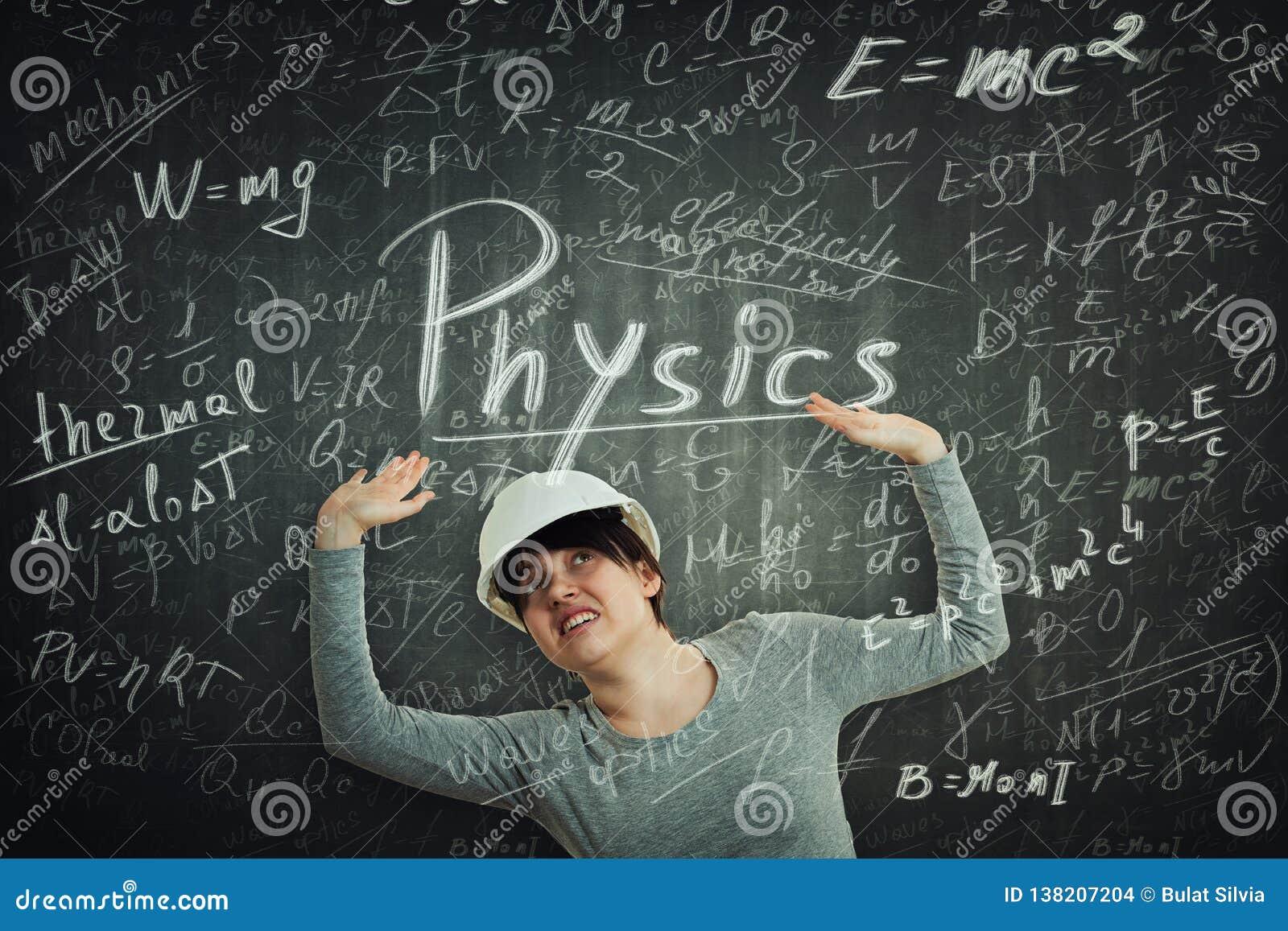 Physikformeln stürzen ein