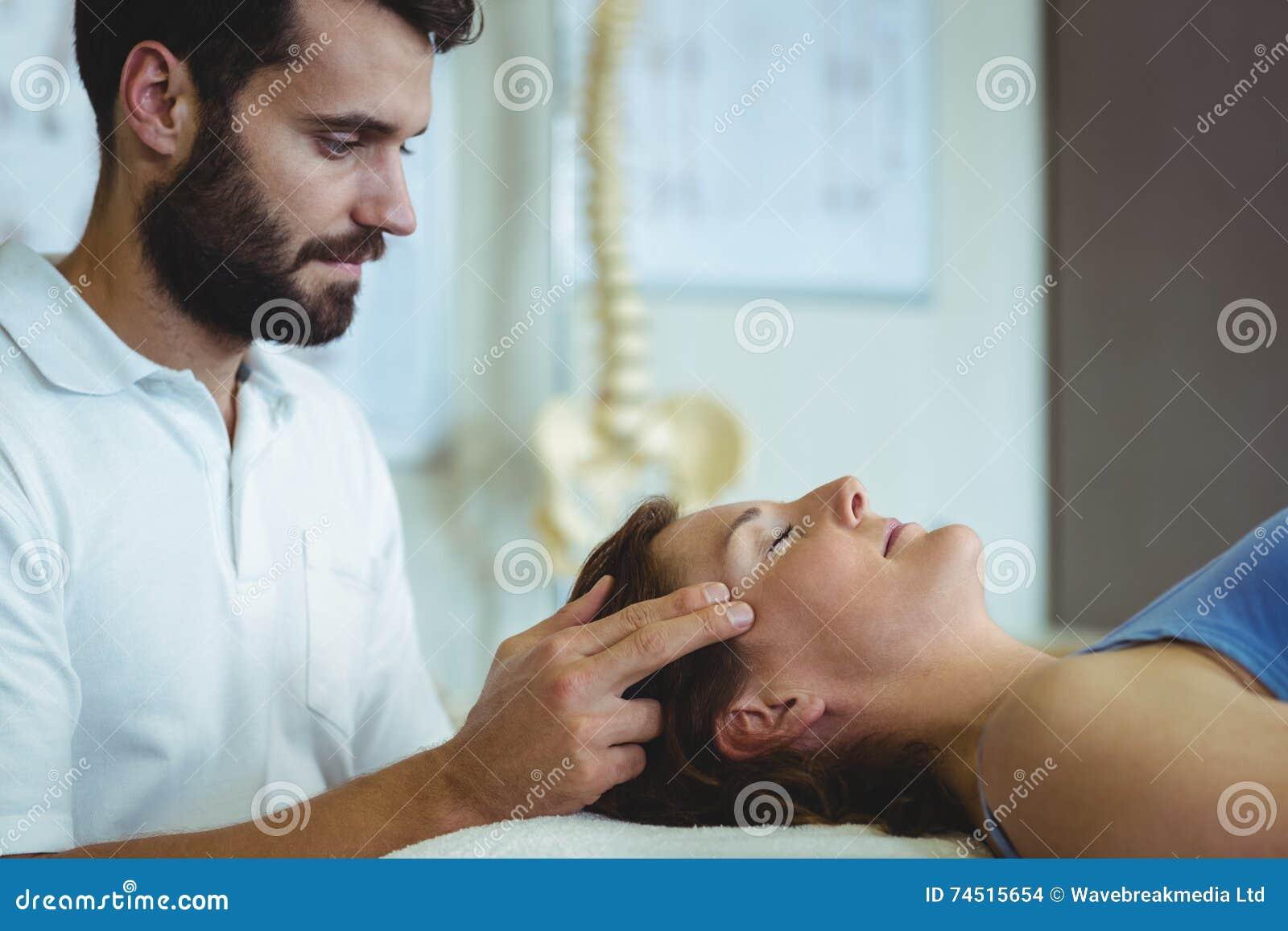 Giving women head