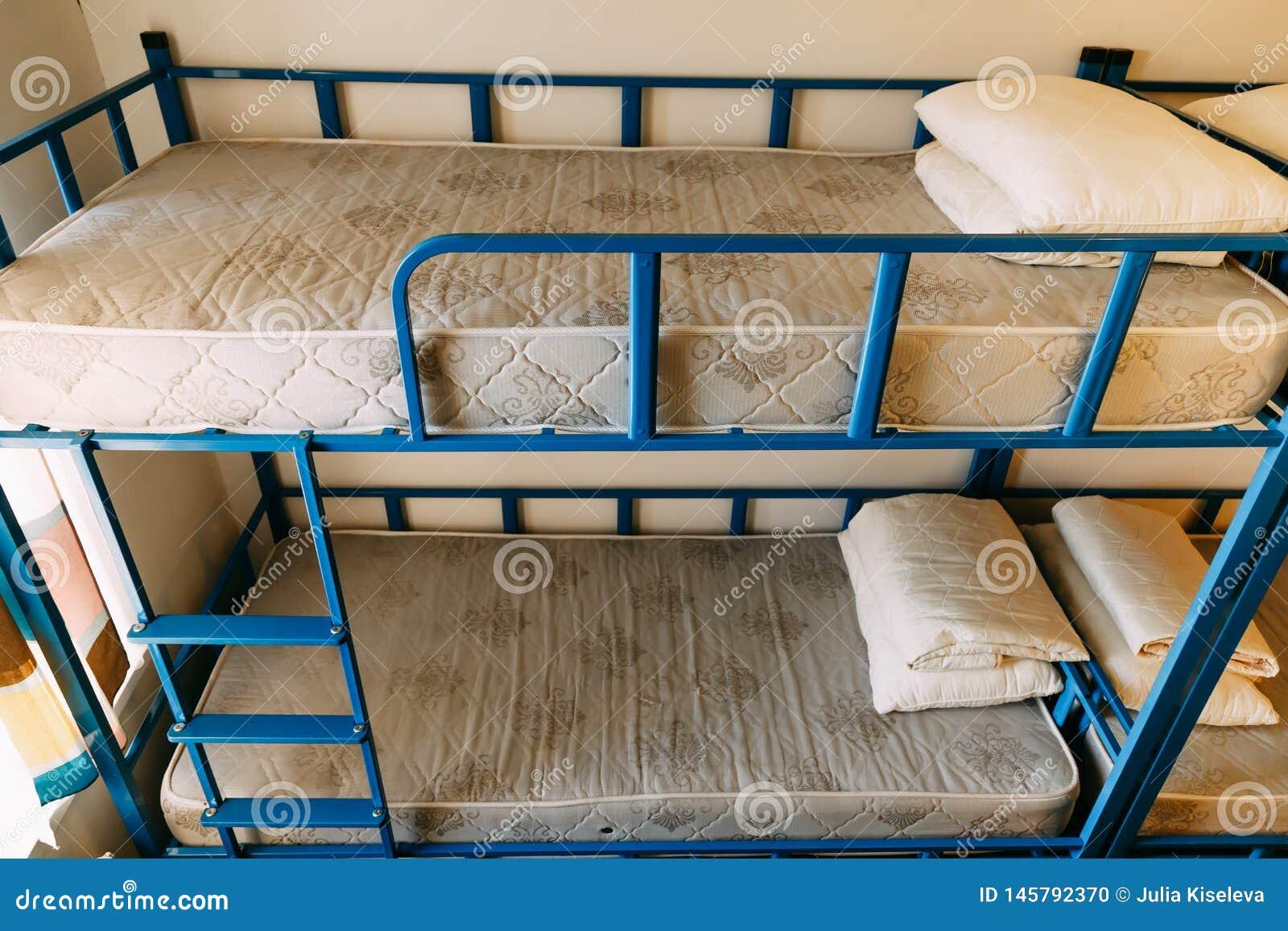 Pièce de lit superposé