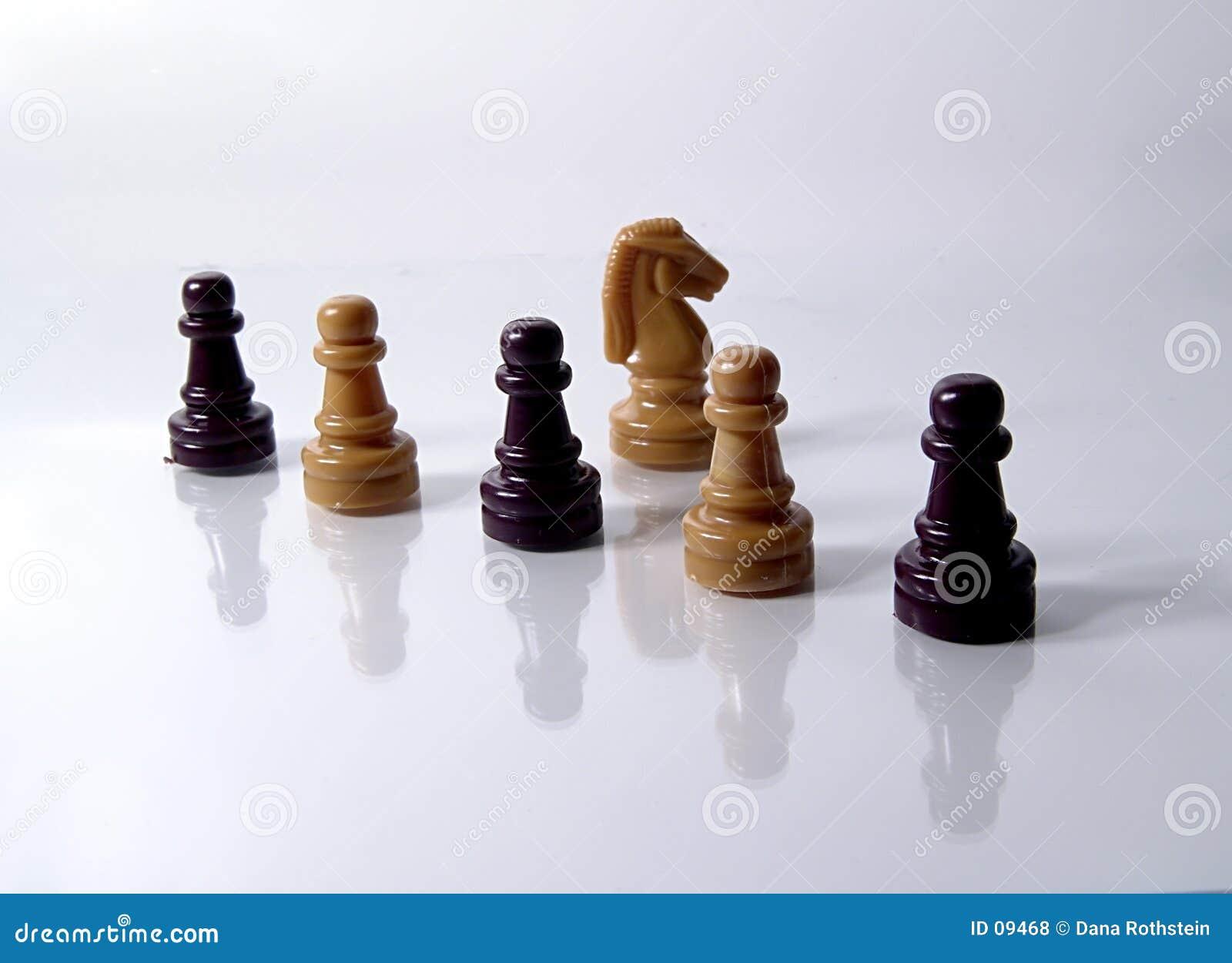 Pièces d échecs