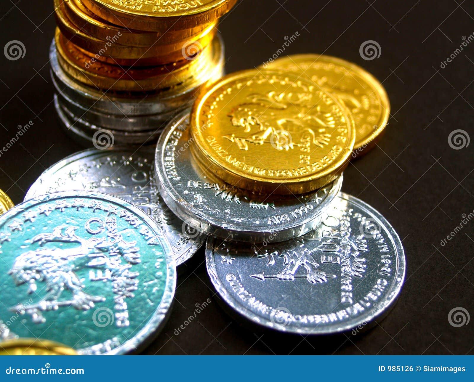Pièces de monnaie 2 d euro