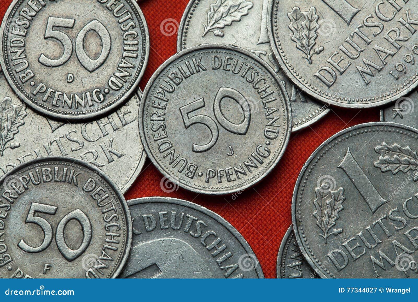Pièces de monnaie de l Allemagne