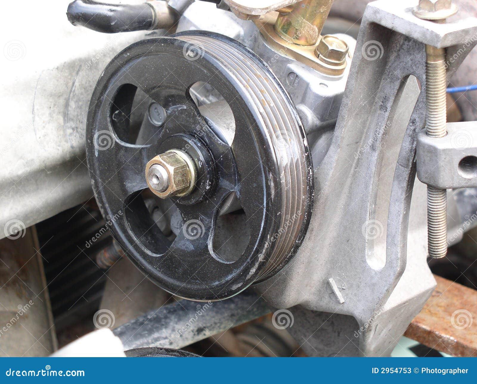Pièces de moteur - pompe