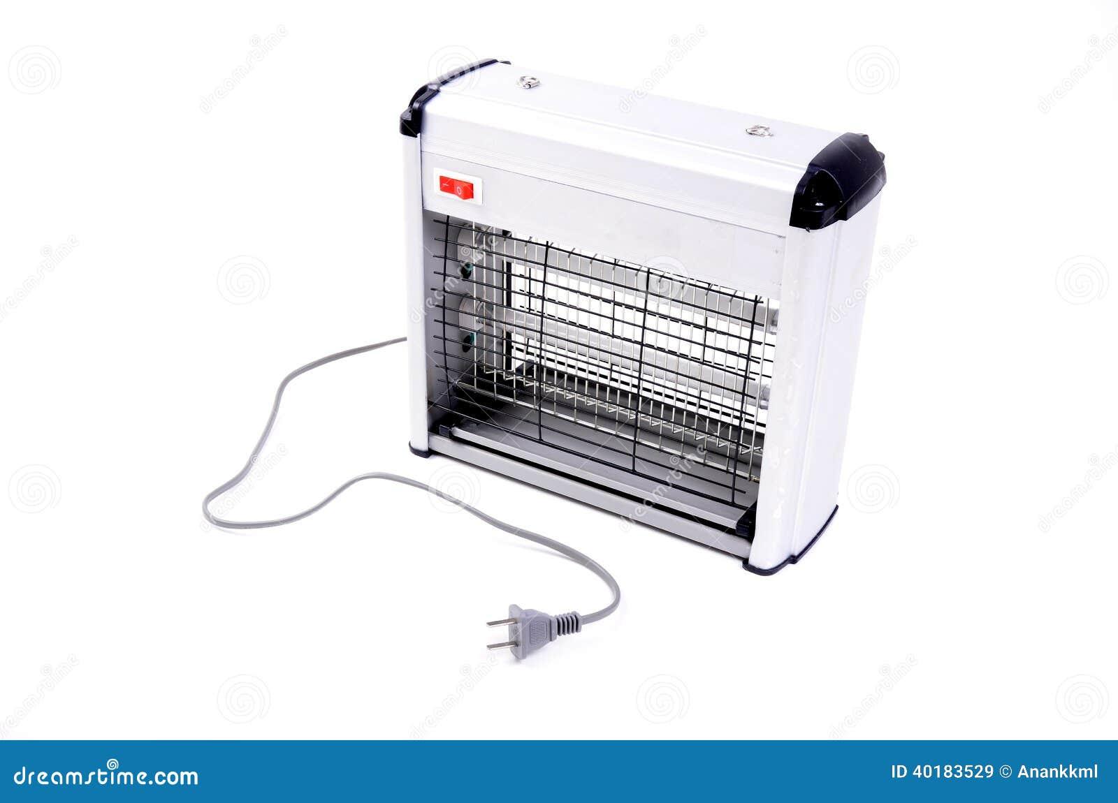pi ge lectrique de moustique d 39 isolement photo stock image 40183529. Black Bedroom Furniture Sets. Home Design Ideas
