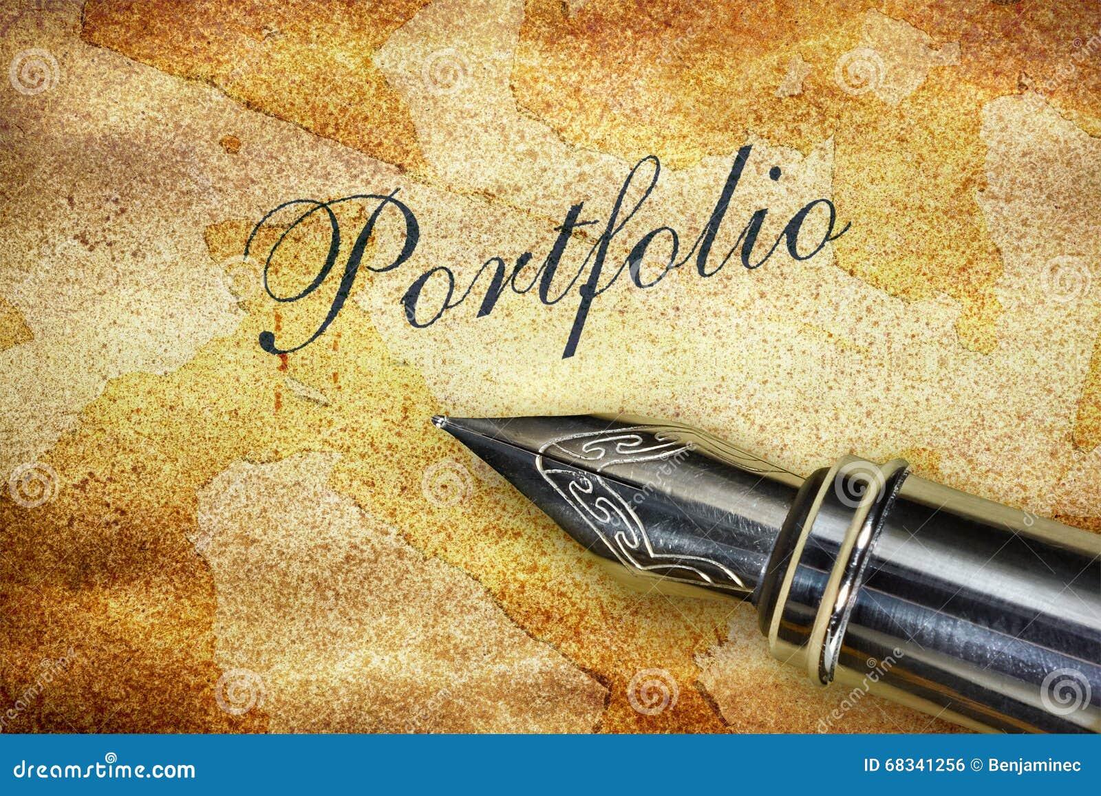 Pióra i słowa portfolio
