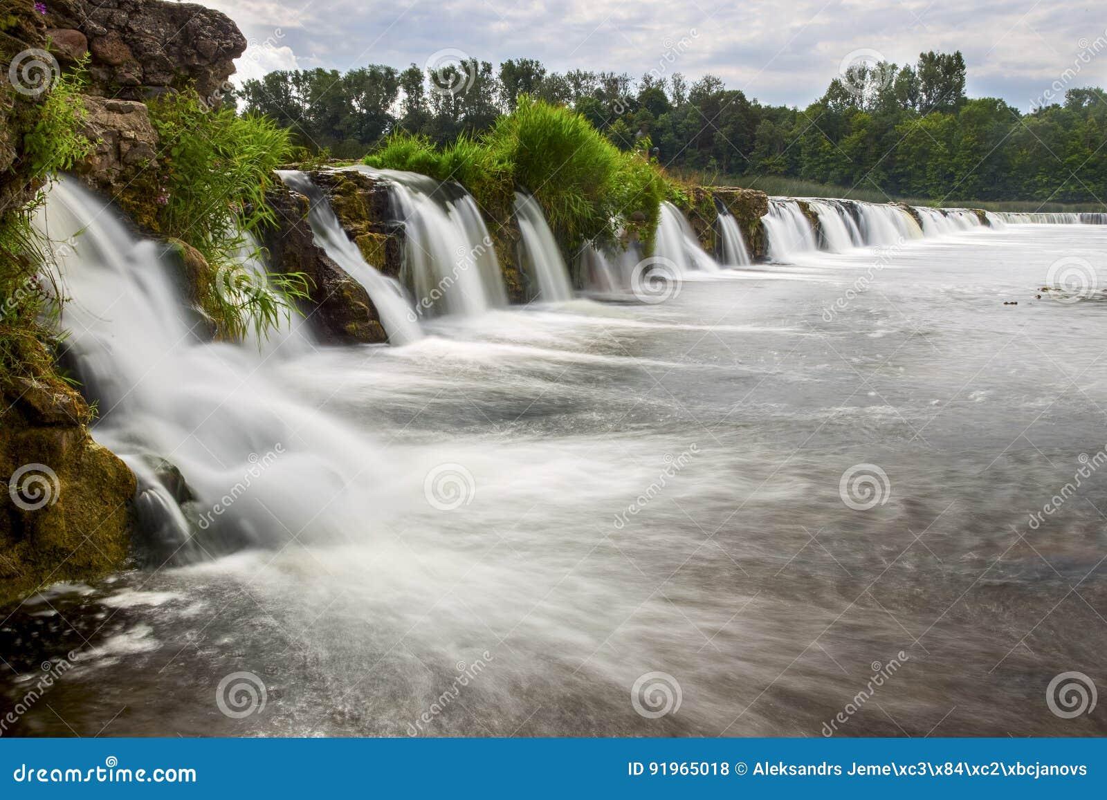 Più ampia cascata in Europa