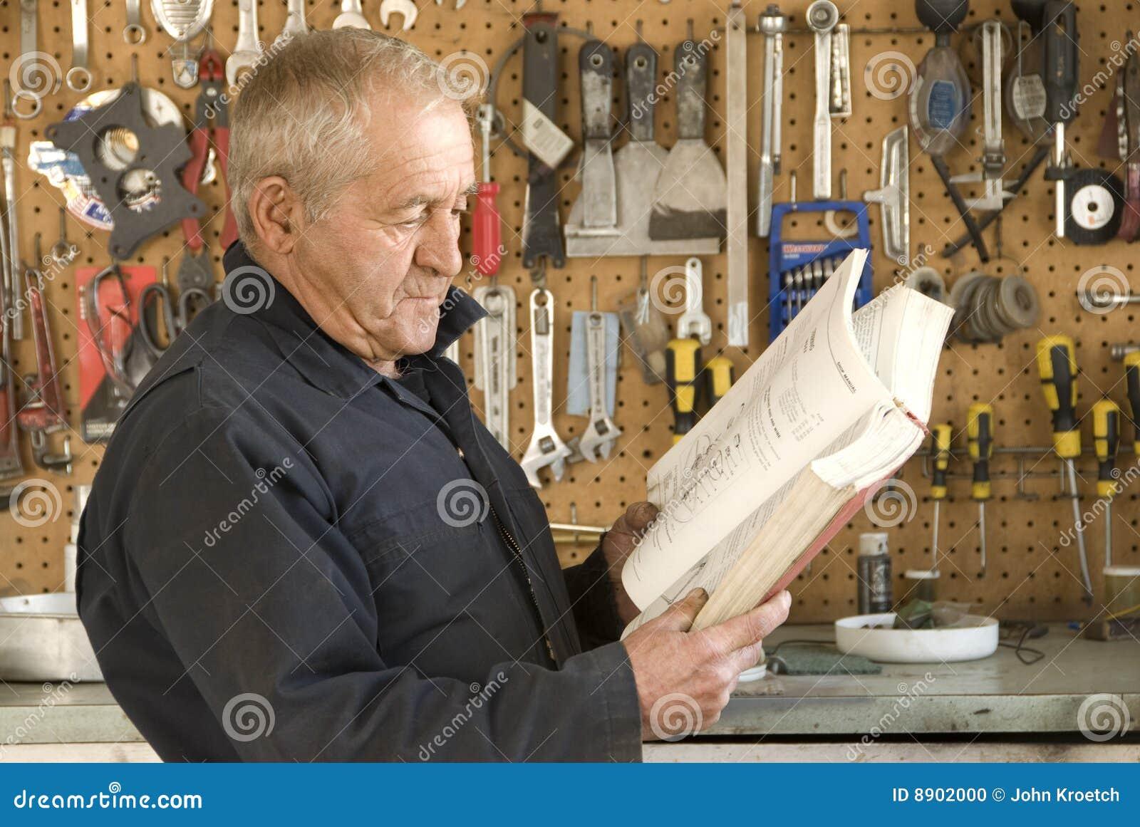 Più vecchia lettura del meccanico