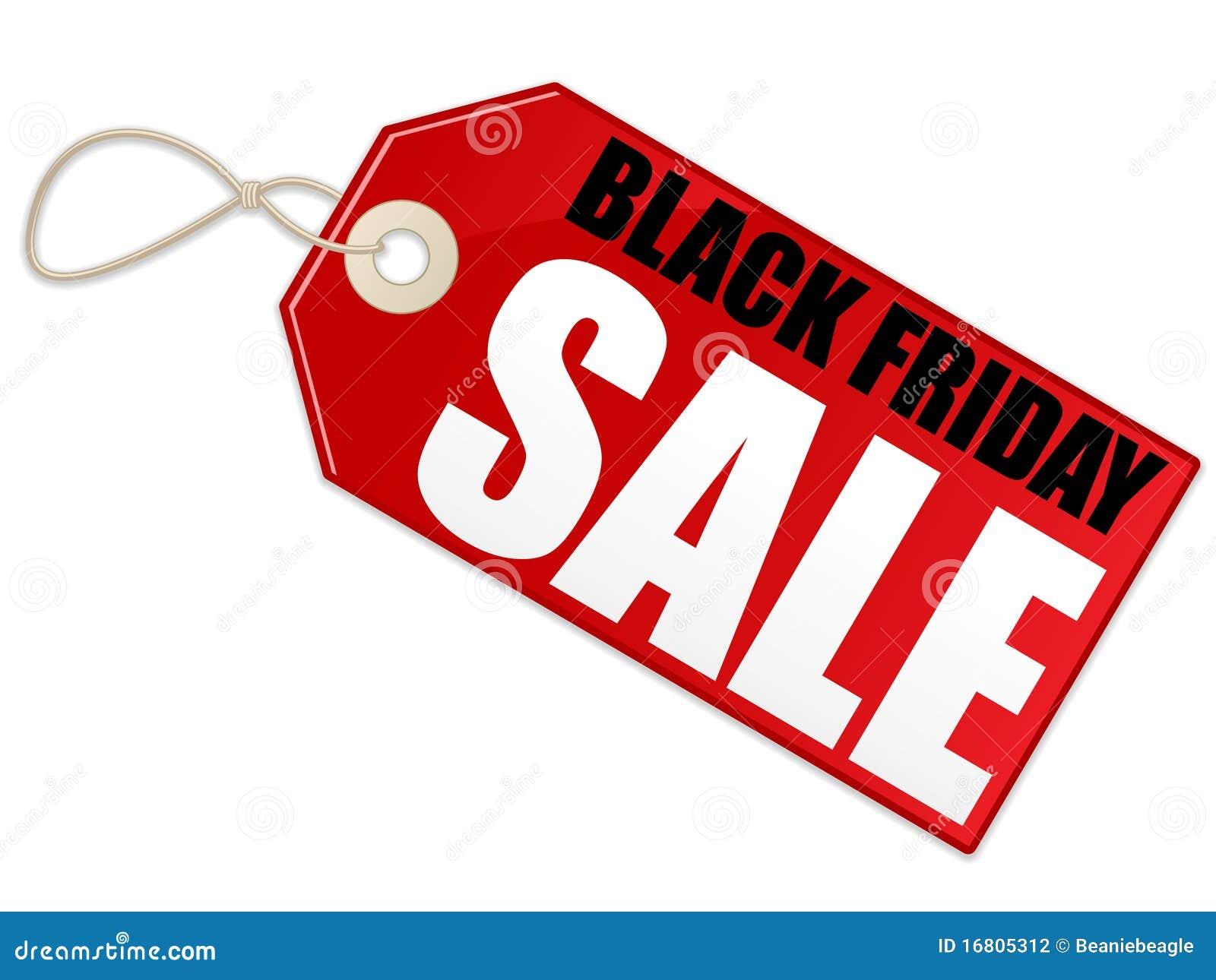 Piątek czarny sprzedaż