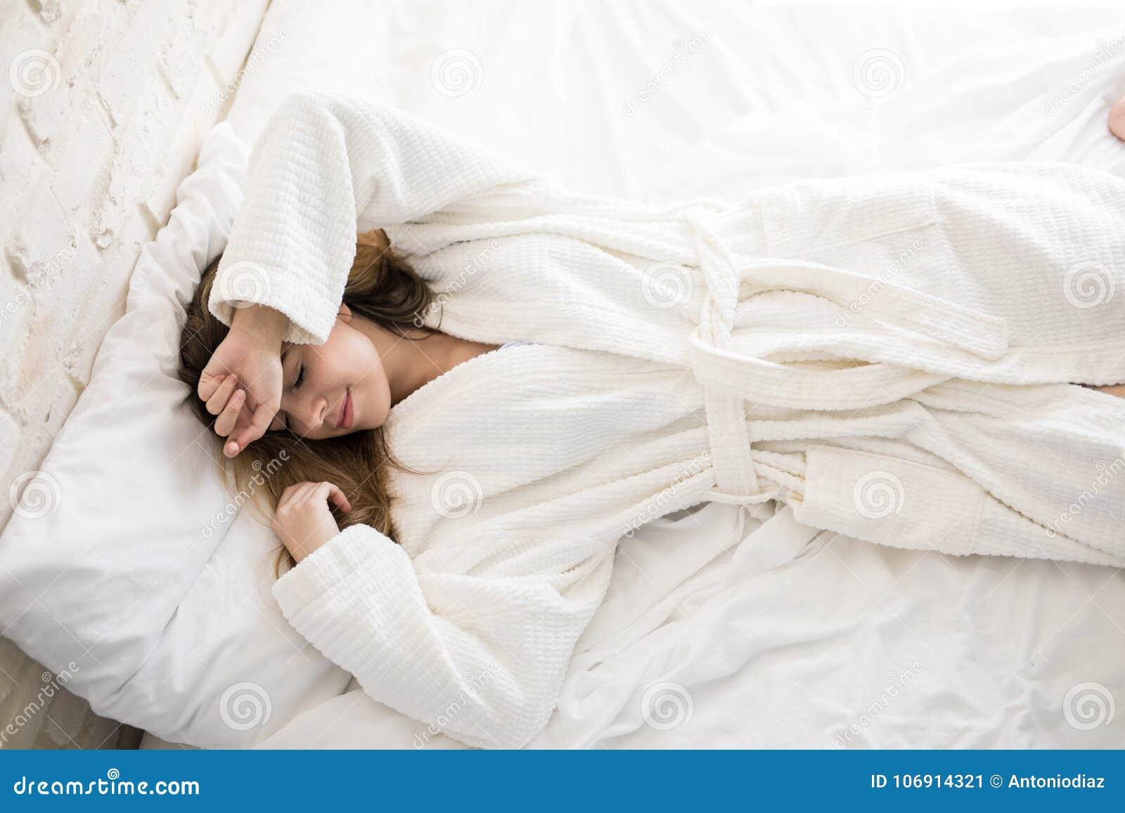 Pięć więcej minut w łóżku