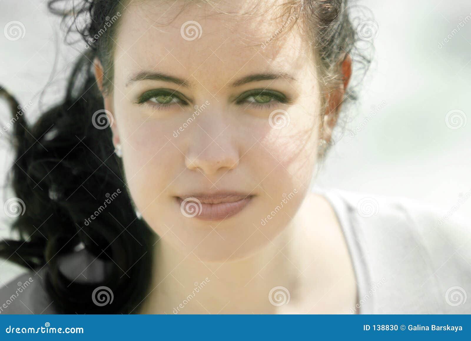 Piękna dziewczyna