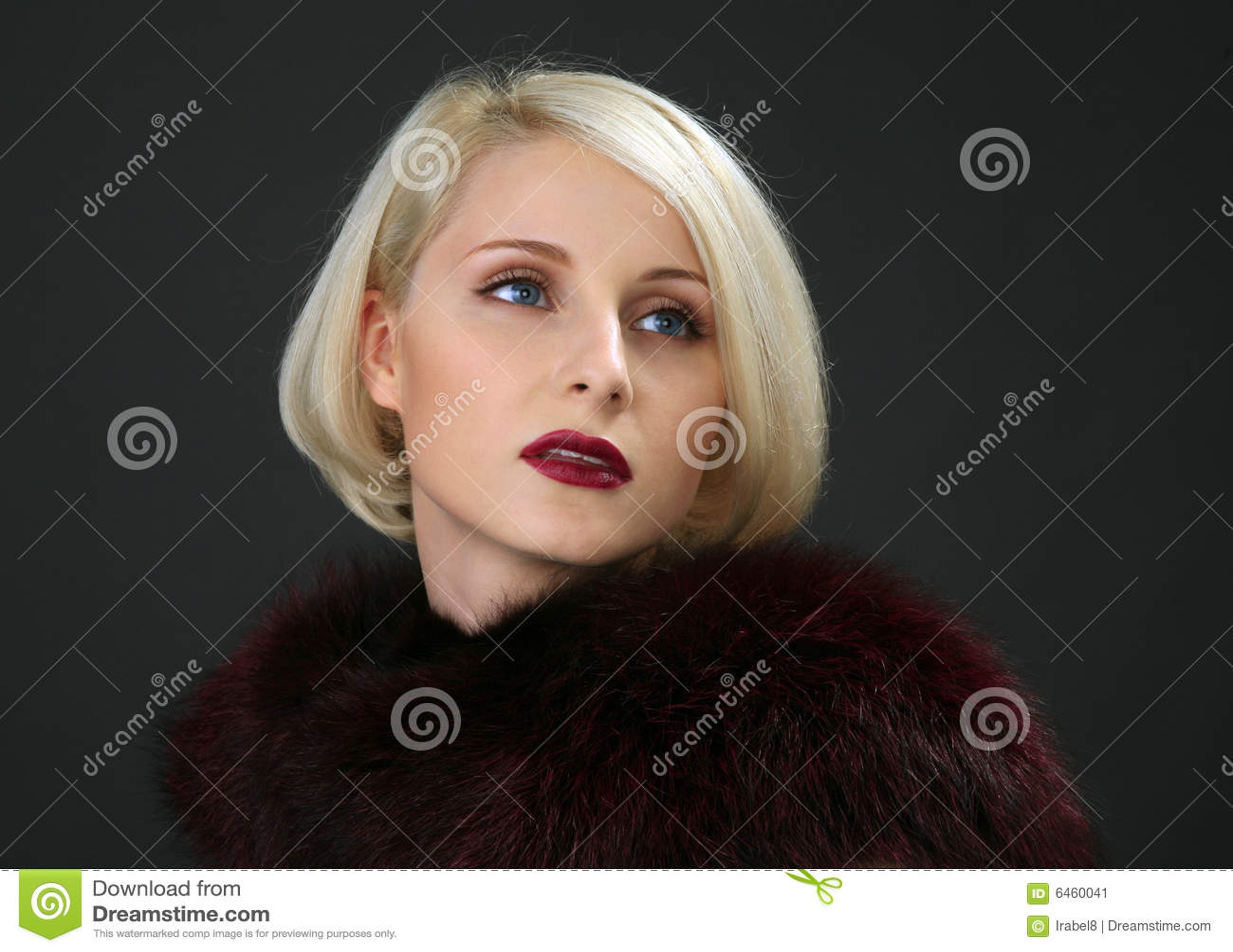 Piękna portret kobiety