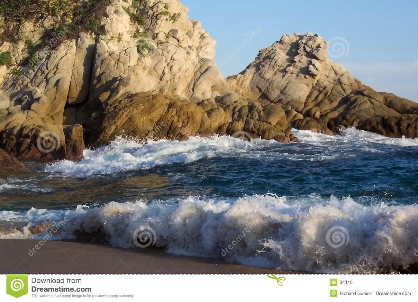 Piękna wody