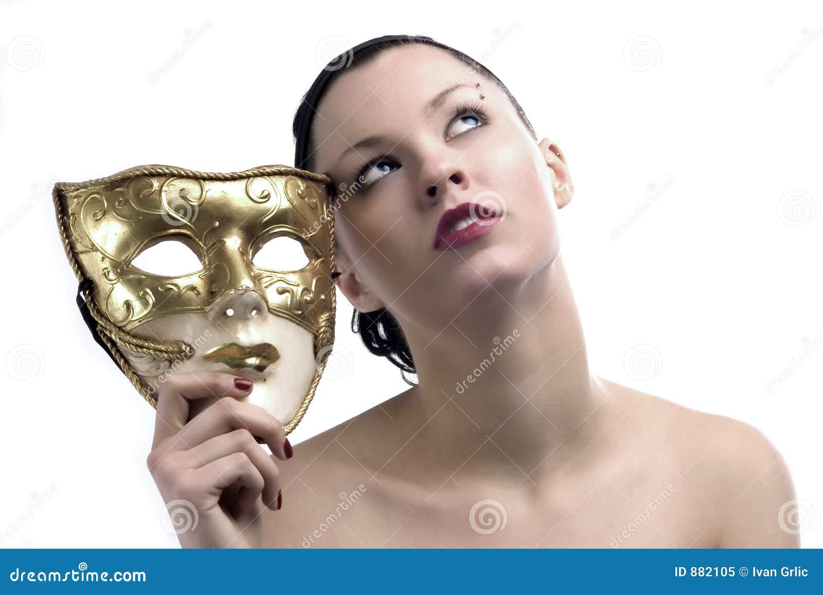 Piękno 2 maska